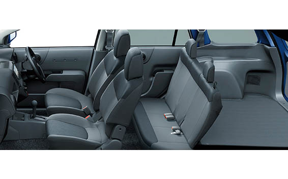 Nissan NV150 AD 4