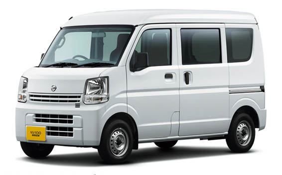 Nissan NV100Clipper 1