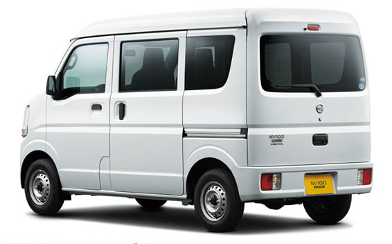 Nissan NV100Clipper 2