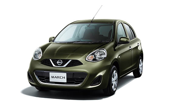 Nissan March 5