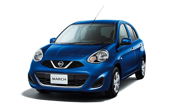 Nissan March 6