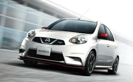 Nissan March 16