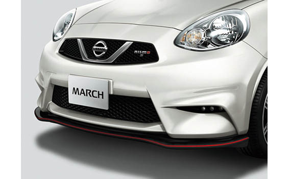 Nissan March 18