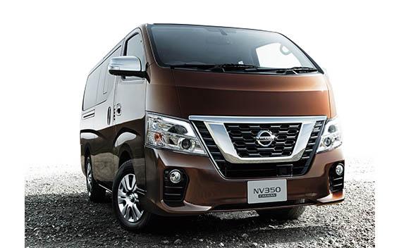 Nissan NV350 Caravan 1