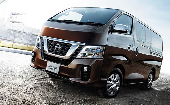 Nissan NV350 Caravan 2