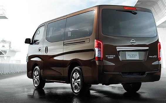 Nissan NV350 Caravan 3