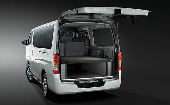 Nissan NV350 Caravan 4