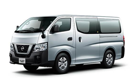 Nissan NV350 Caravan 6