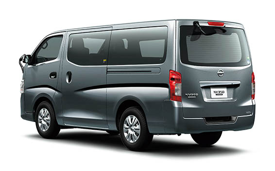Nissan NV350 Caravan 7