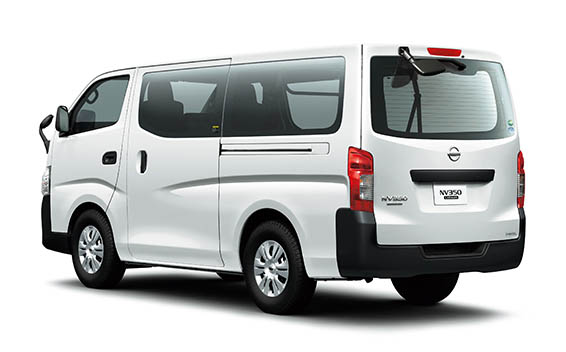 Nissan NV350 Caravan 8