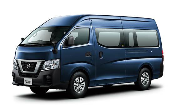 Nissan NV350 Caravan 9