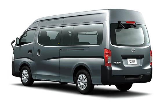 Nissan NV350 Caravan 10
