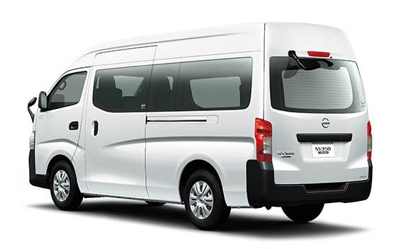 Nissan NV350 Caravan 11