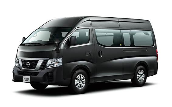 Nissan NV350 Caravan 12