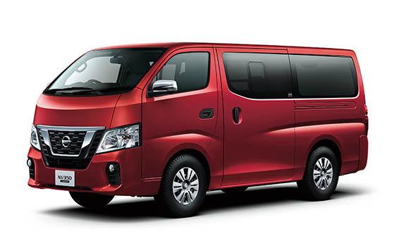 Nissan NV350 Caravan 13