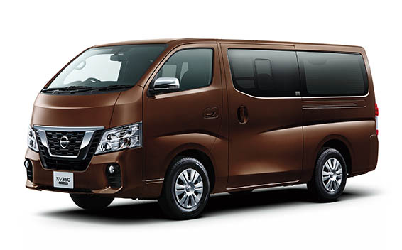 Nissan NV350 Caravan 14