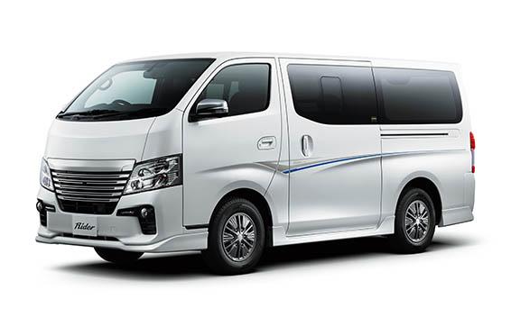 Nissan NV350 Caravan 31