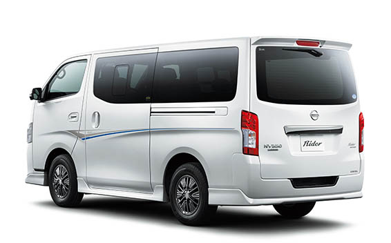 Nissan NV350 Caravan 32