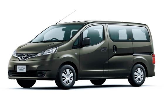 Nissan NV200 VANETTE 1