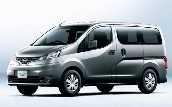 Nissan NV200 VANETTE 3