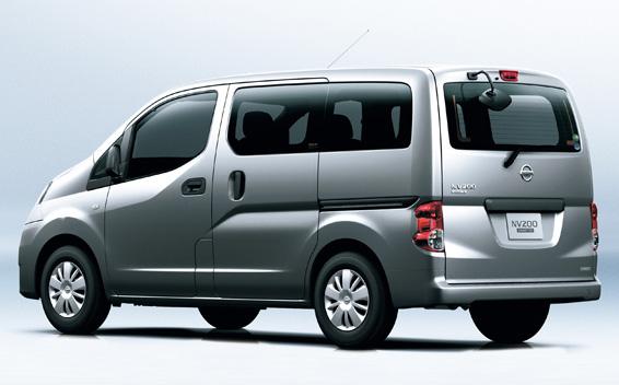 Nissan NV200 VANETTE 4
