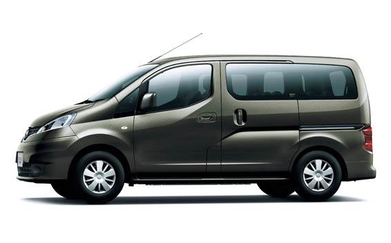 Nissan NV200 VANETTE 5
