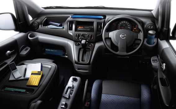 Nissan NV200 VANETTE 6