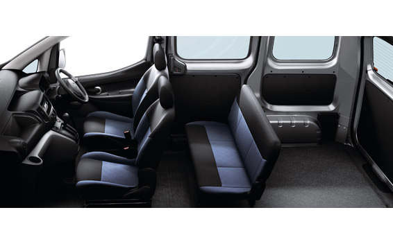 Nissan NV200 VANETTE 7
