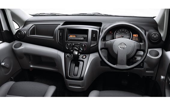 Nissan NV200 VANETTE 8