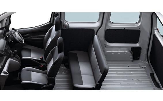 Nissan NV200 VANETTE 9