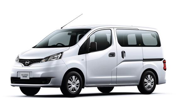 Nissan NV200 VANETTE 14