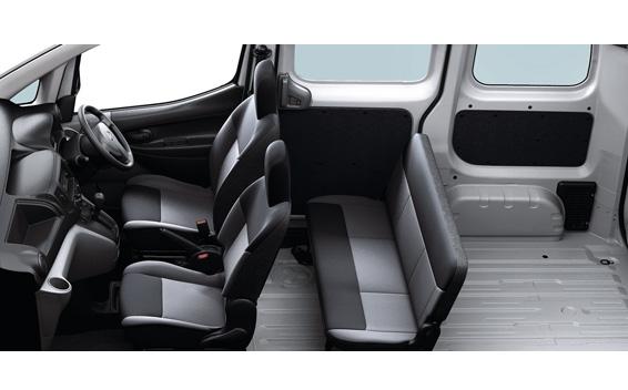 Nissan NV200 VANETTE 16