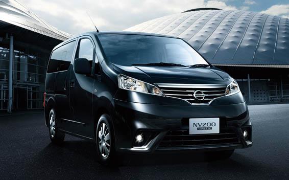 Nissan NV200 VANETTE 17