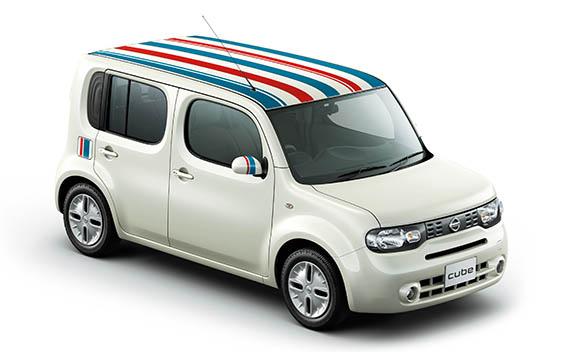 Nissan Cube 14