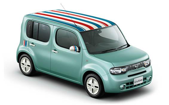 Nissan Cube 15