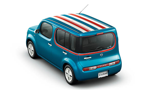 Nissan Cube 19