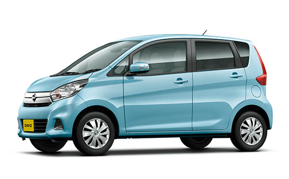 Nissan DAYZ 10
