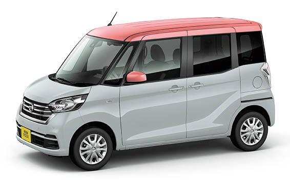 Nissan DAYZ ROOX 7