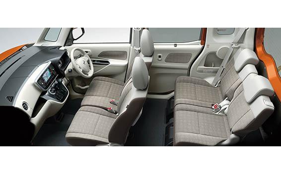 Nissan DAYZ ROOX 12