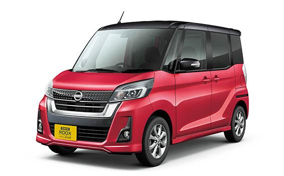 Nissan DAYZ ROOX 13