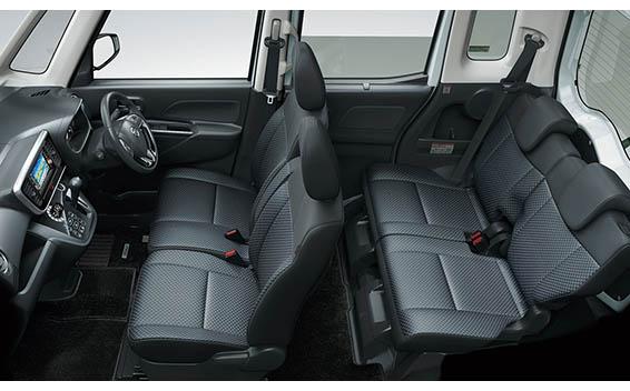 Nissan DAYZ ROOX 25