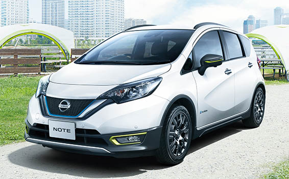 Nissan Note 12