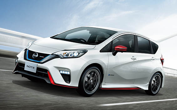 Nissan Note 20