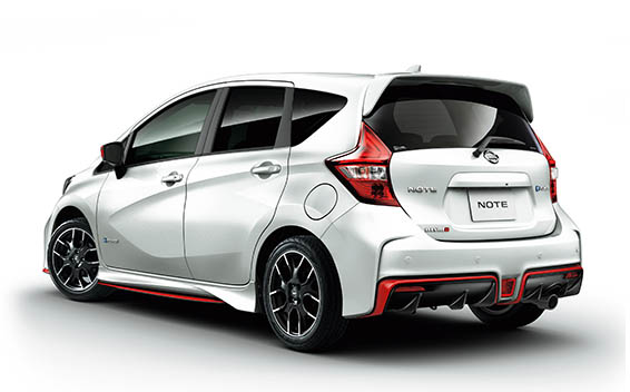 Nissan Note 21