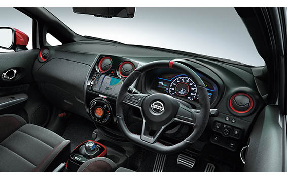 Nissan Note 24
