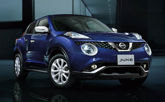 Nissan Juke 1