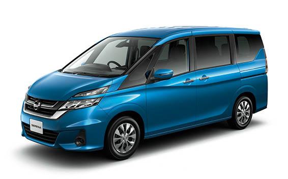 Nissan Serena 1