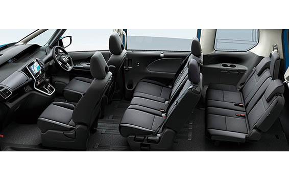 Nissan Serena 3