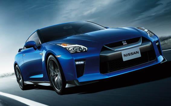 Nissan Nissan GT-R 1