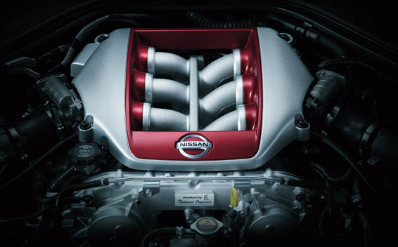 Nissan Nissan GT-R 10